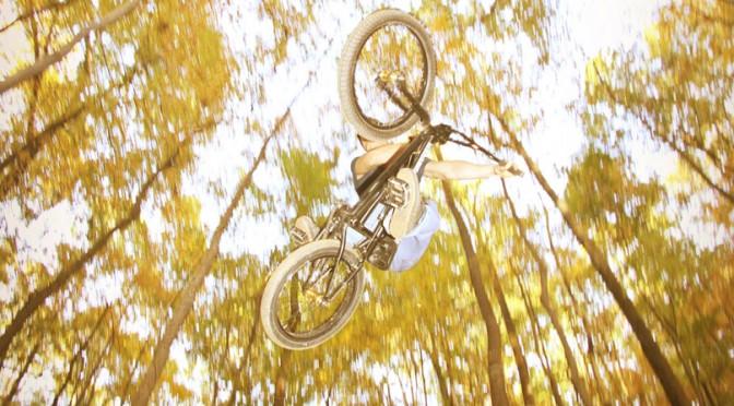 Bruno Vincin at Rockville, Md. bmx trails